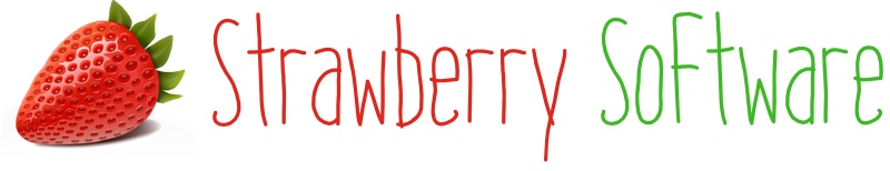 Strawberry Software Logo